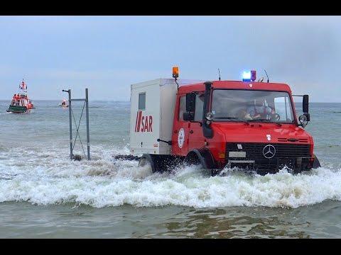 Seenotrettung vor Zingst SAR [Search and Rescue]
