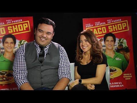 Luis Victor Jimenez & Veronica Diaz Carranza : Taco Shop