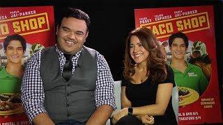 Luis Victor Jimenez & Veronica Diaz Carranza Interview: Taco Shop
