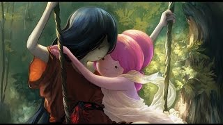 Adventure Time Explained – The Truth About Princess Bubblegum And Marceline