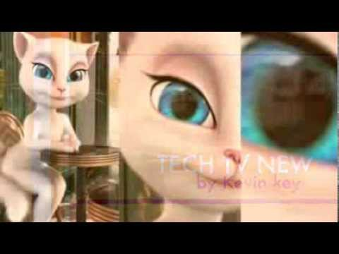 Tech Tv New Talking Angela Applicazione Spia Youtube