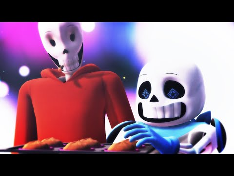 [ MMD ♥ Underswap ] Papyrus Bakes some Blueberry Muffins