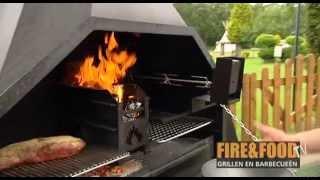 Fire&Food TV: Sunday Roast van de Braai