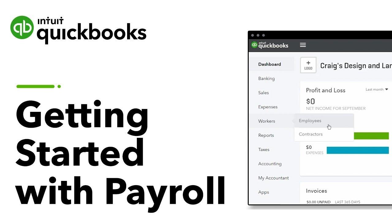 Getting Started in QuickBooks Online Payroll | QuickBooks Training Webinars 2018