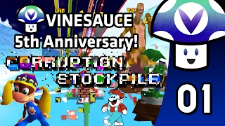 [Vinesauce] Vinny - Corruption Compendium [Vinesauce 5th Anniversary Special!] (part 1)