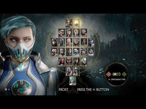 Mortal Kombat 11 How to Unlock All Characters