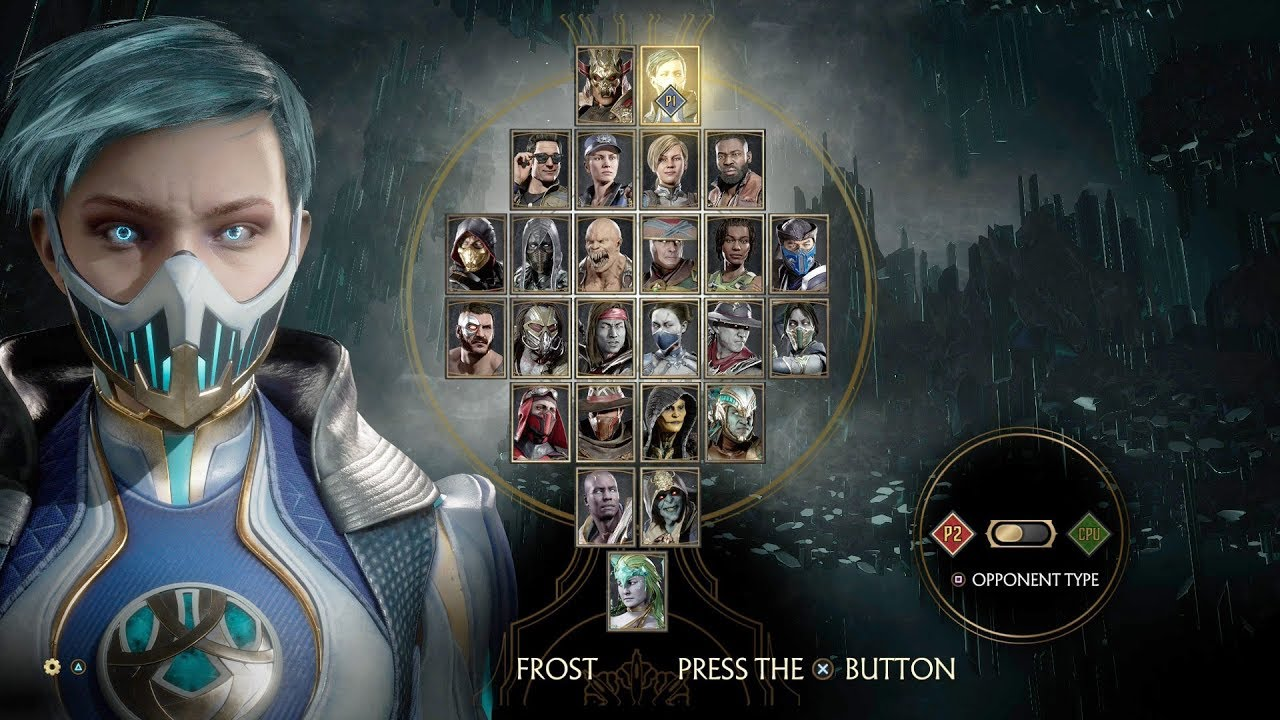 Mortal Kombat 11 Full Roster All Playable Characters Youtube