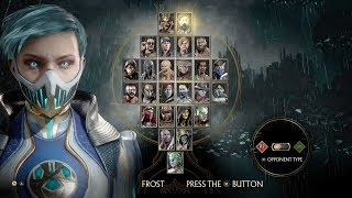 Mortal Kombat 11 Full Roster - All Playable Characters