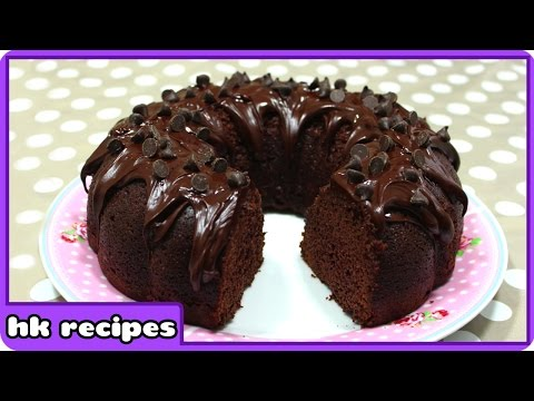 simple-chocolate-cake-recipe-|-birthday-cake-|-diy-quick-and-easy-recipes-:-fun-food-for-kids