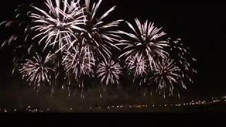 Фестиваль фейерверков 2018 Москва , Братеево 18.08.2018