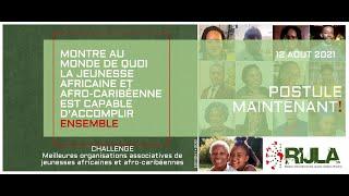 Challenge Associations de Jeunes Africains et Afro-caribéens