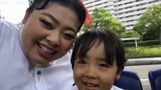 ドラマ『カンナさーん!』の告知動画 レオンの子供らしさがカワイイ! ...