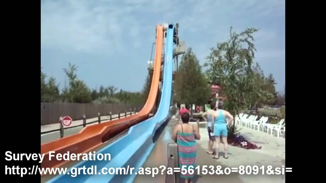 Worlds Longest Water Slide Free Online Games Youtube