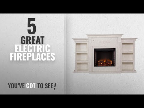 Top 10 Southern Enterprises Electric Fireplaces [2018] | New & Popular