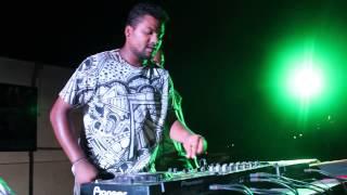 Dj Tushar & Dj Checkmate Live in IIT Kharagpur