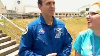 MSI Interview with Astronaut Rick Mastracchio