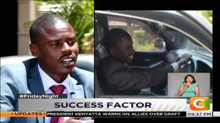 SUCCESS FACTOR   John Paul Mwirigi - Youngest ever Kenyan Member of Parliament