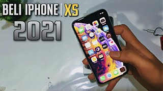 Beli iPhone XS di tahun 2021? Worth it to buy?