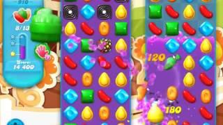 Candy Crush Soda Saga Level 910 - NO BOOSTERS