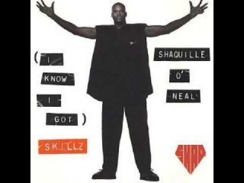 Shaquille O'neal- I Know I Got Skillz (instrumental)