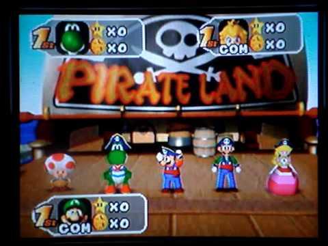 Mario Party 2 WAD Region Free