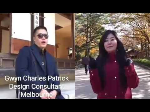 Charles Patrick - Design Consultant dari Melbourne