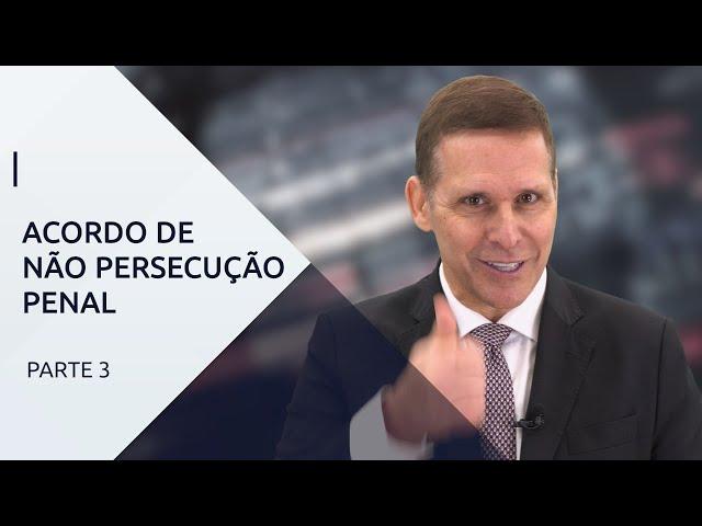 O controle judicial no Acordo de não Persecução Penal – com Professor Fernando Capez