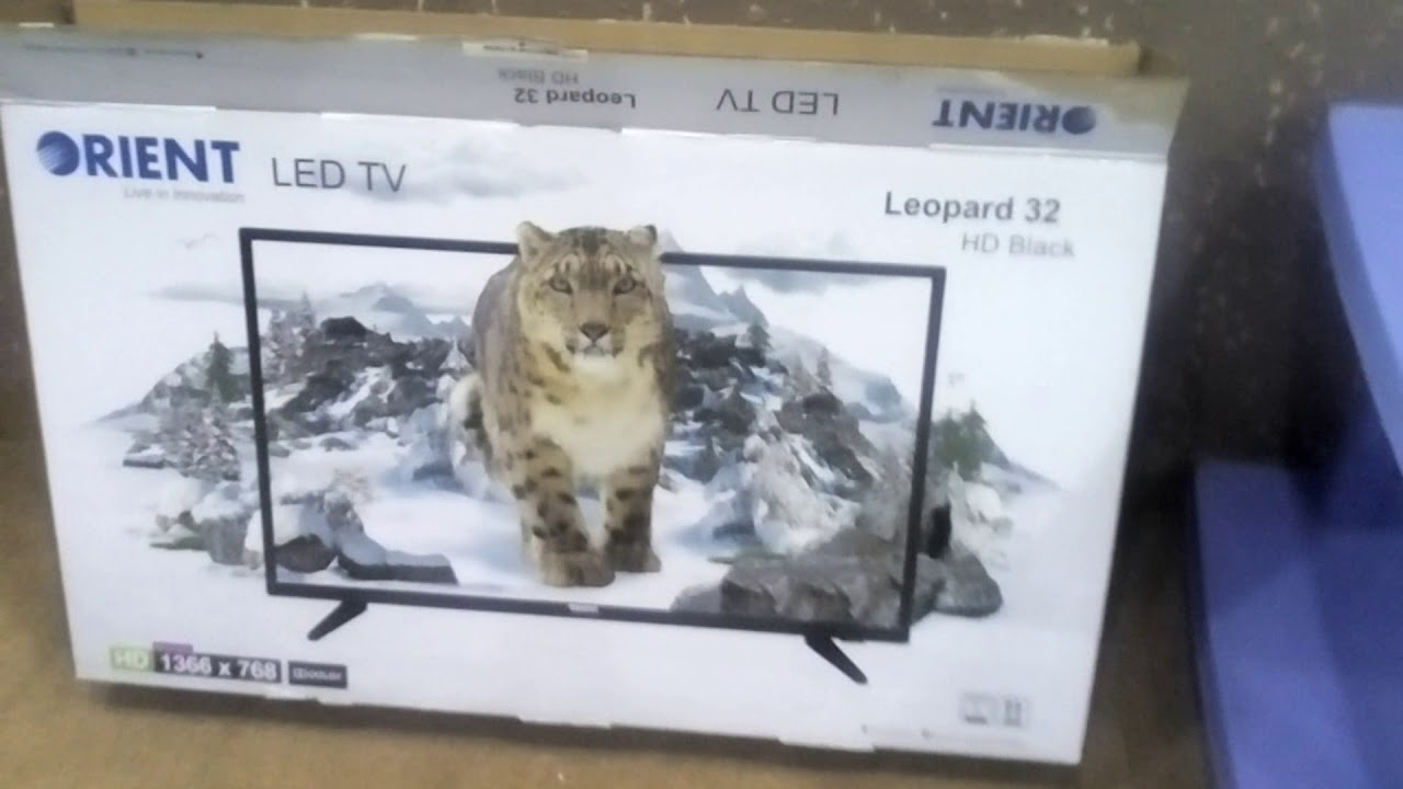 Orient Led Tv 32