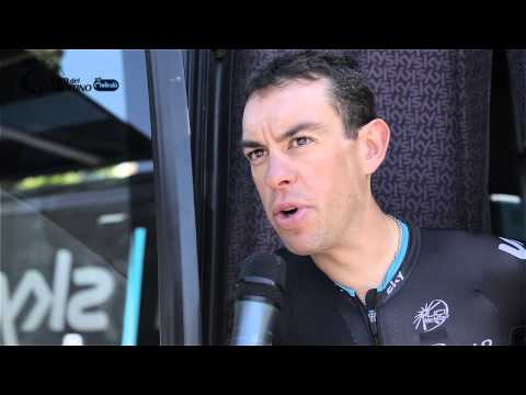 Giro del Trentino Melinda 2015: Porte warns his rivals