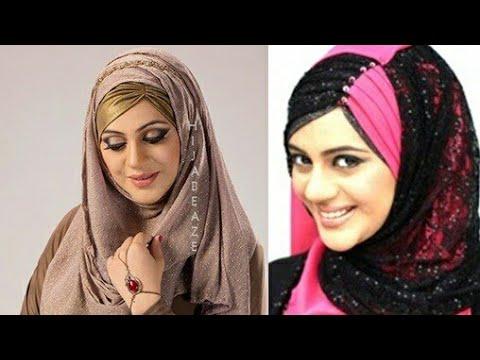 Latest pakistani hijab style 2020 step by step hijab fashions.