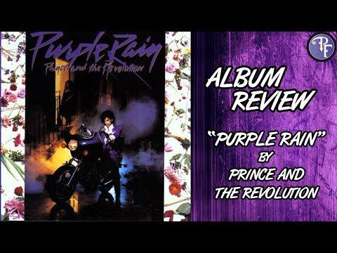 Purple Rain (1984) - Prince and the Revolution - Album Review