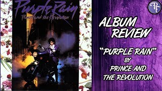 "Album Review - ""Purple Rain"" by Prince and the Revolution (1984)"