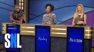 Download Black Jeopardy with Elizabeth Banks - SNL Mp3 and Videos