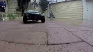 Auto Dream -Driving with the 2wd Traxxas Slash 2s Lipo