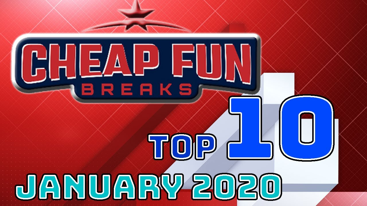 houdini's TOP 10 Pulls from January 2020