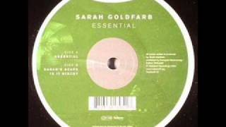 Sarah Goldfarb Sarah's Scape