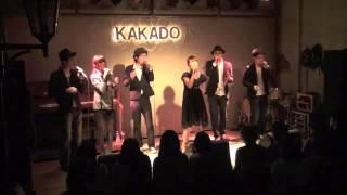 【ON-AIR】Shine/Smooth Ace@御茶ノ水KAKADO 2013/3/24 混声アカペラグ...
