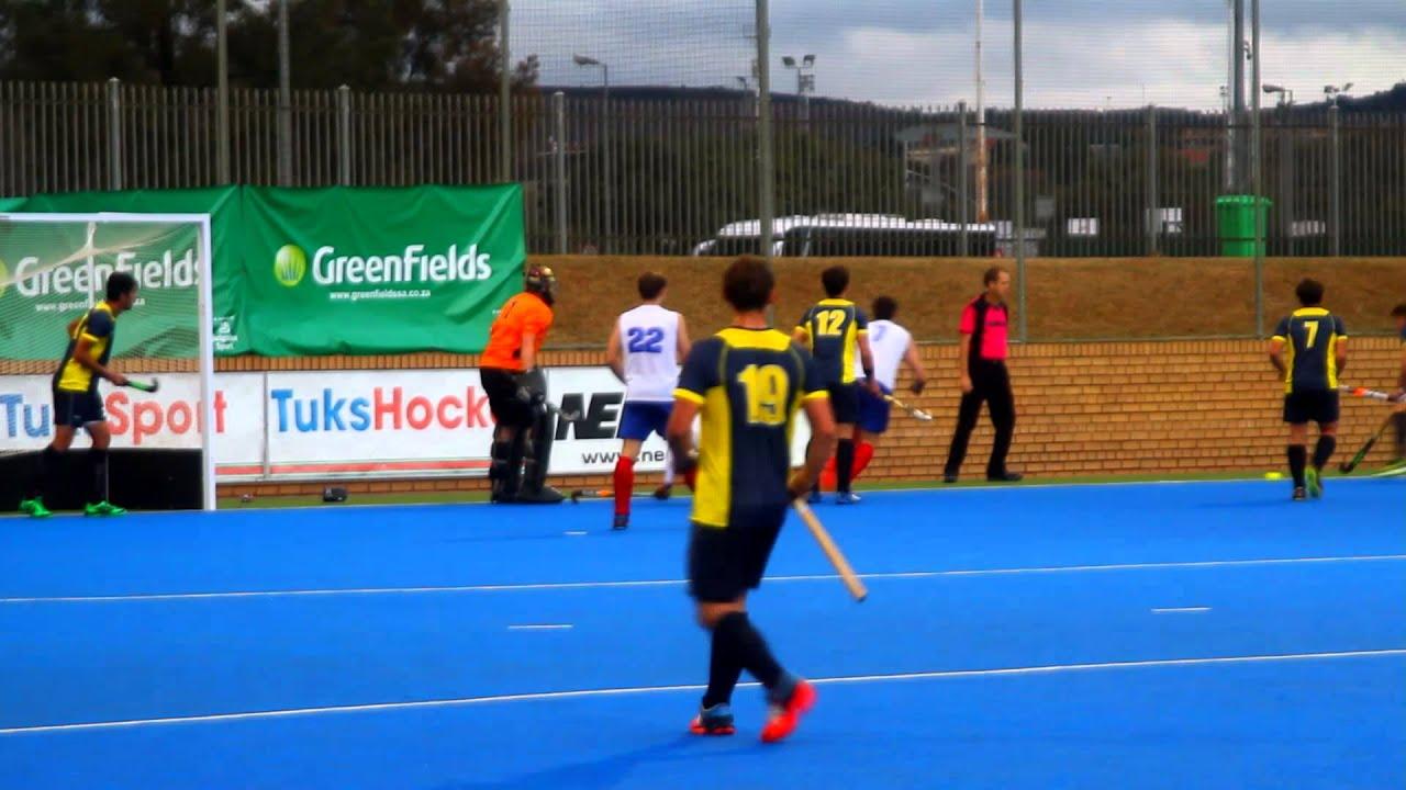 SA Mens Hockey IPT Final 2015 Western Province vs Southern ...