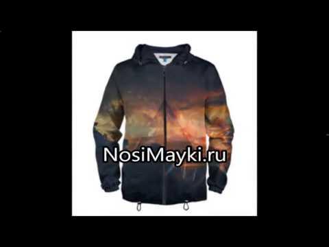 Мужская куртка в стиле милитари М65 - YouTube