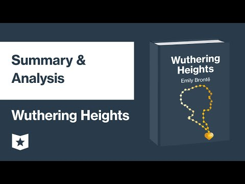 Wuthering Heights By Emily Brontë | Summary & Analysis