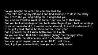 Ciara   I Bet Official Lyrics HD