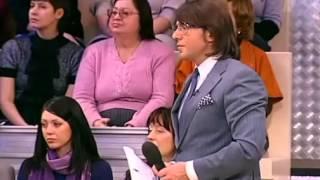Пусть говорят Молитва 05 02 2010 передача