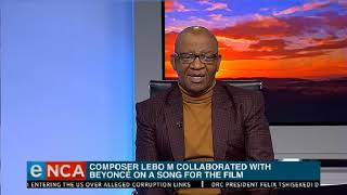 Lebo M collaborates with Beyonce for Lion King