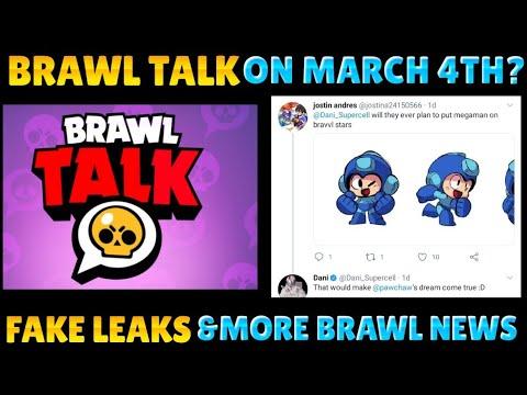 Brawl Talk Date? ESports Leaks , Fake Leaks And More Brawl News