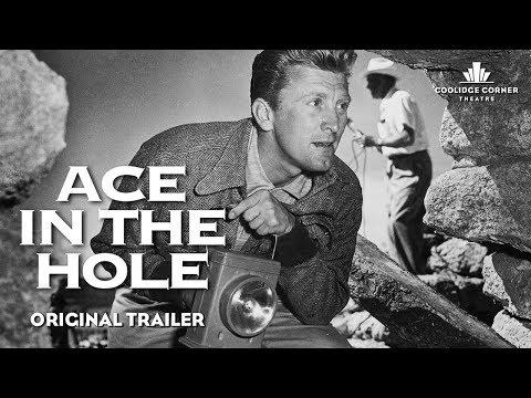 Ace in the Hole | Original Trailer [HD] | Coolidge Corner Theatre