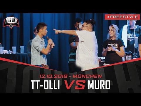 TT-Olli vs. Muro - Takeover Freestylemania | München 12.10.19 (VF 4/4)