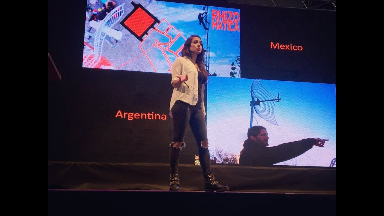 Digital dissent in Latin America (Sha2017) - Gisela Perez de Acha