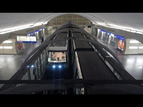 Métro de Paris - Saint Lazare