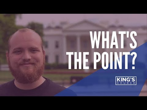 What's the Point? - Scott Blakemore