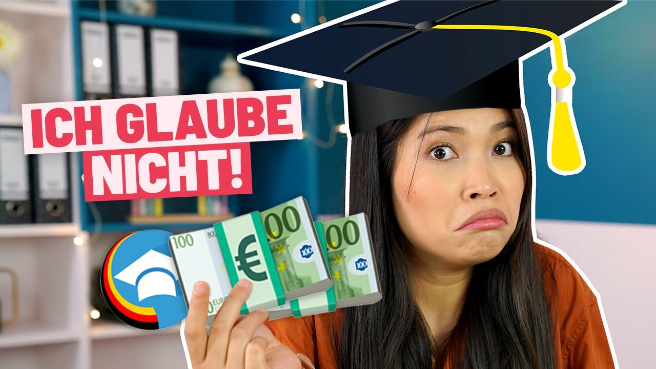 Steuer-Expertin reagiert auf Seminar für Studenten-Steuererklärung (lohnt sich das?)